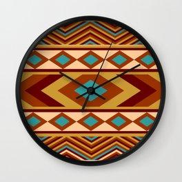 Southwestern Navajo Wall Clock