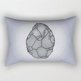Axe Stone Age Rectangular Pillow