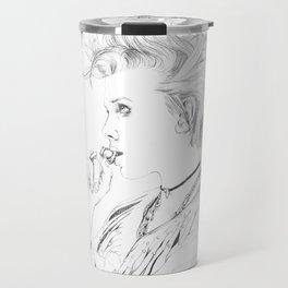 Millie Bobby Brown Travel Mug