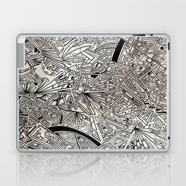 Geometric Explosion JL Laptop & iPad Skin
