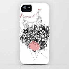 JACK the GIANT iPhone Case