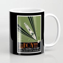 World's wonders /Las maravillas del mundo Coffee Mug