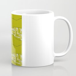 Stilismo Green Coffee Mug