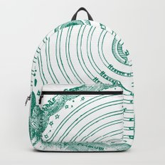 The Crystalline Spheres of Ptolemy Backpack