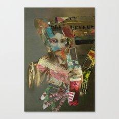 A Stronger Woman Canvas Print
