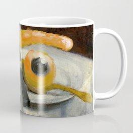 still life with eye Coffee Mug