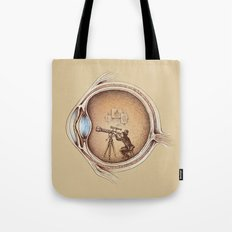 Extraordinary Observer Tote Bag