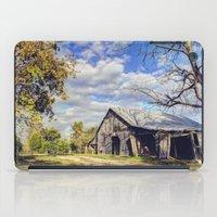 kentucky iPad Cases featuring Kentucky Barn by JMcCool