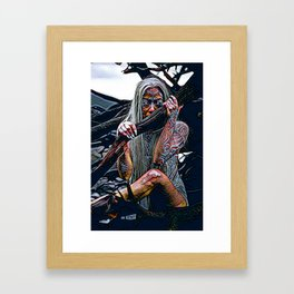 Witching hour (Edit 2) Framed Art Print