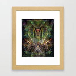 Color in Your Hands ~ The Luminarian Framed Art Print