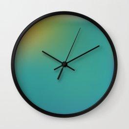 Intertidal 006 Wall Clock