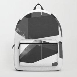 Geometric mess Backpack