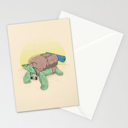 Backpacker 4 life  Stationery Cards