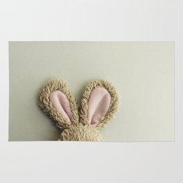 Rabbit ears Rug