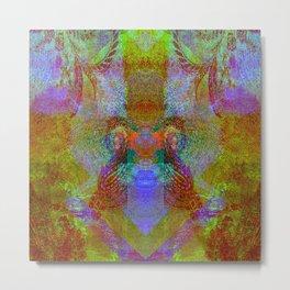 decor pattern # Metal Print
