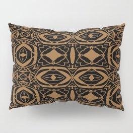 Black and Bronze 2666 Pillow Sham
