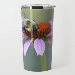 Hard Working Honey Bee Travel Mug