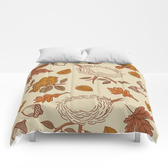 Fly Away Fall Comforters