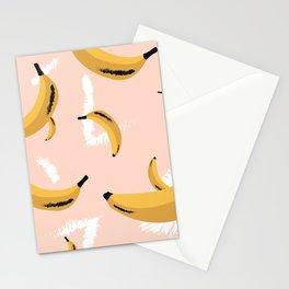 banana rama Stationery Cards