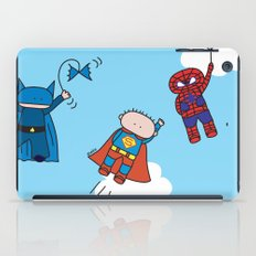 Superheros iPad Case