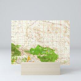CA San Bernardino 299873 1959 Topographic Map Mini Art Print