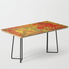 Summer doodle Coffee Table