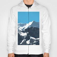 swiss mountains Hoody