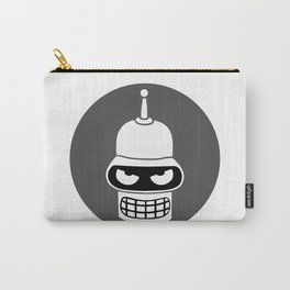 Bend the knee - Mr. Bender Rodríguez Carry-All Pouch
