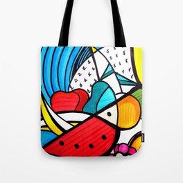 Guacamaya Americana Tote Bag