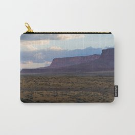 Twilight at Vermillion Cliffs Travel Photography Carry-All Pouch