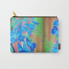 Jacaranda Purples Carry-All Pouch