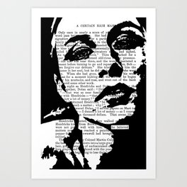 He Believed  Art Print