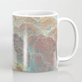 Coral Mountains Coffee Mug