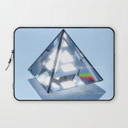 Sacred Geometry - Tetrahedron Laptop Sleeve