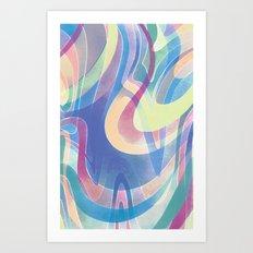 Number 1 Art Print