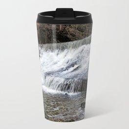 River Spodden falls Travel Mug