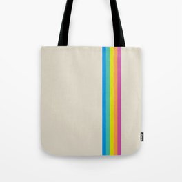 Rainbow - vintage photo Tote Bag