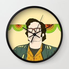 how about street fighter? Wall Clock