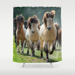 Isipower Shower Curtain