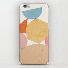 Abstraction_Balances_006 iPhone Skin