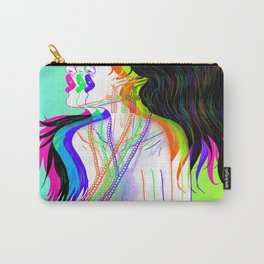 Highway To Paradise Carry-All Pouch