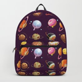 Fast Food Planets Backpack
