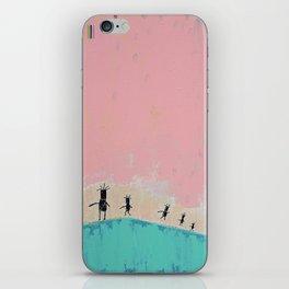Sunshine Dance 2 iPhone Skin