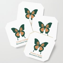 Ulysses Butterfly 10 Coaster
