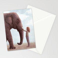 One Amazing Elephant - Cover Art Stationery Cards