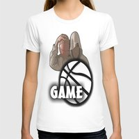 game T-shirts featuring GAME  by Robleedesigns