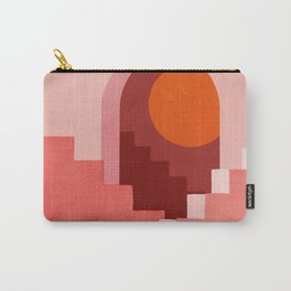 Abstraction_SUN_Architecture_Minimalism_001 Carry-All Pouch