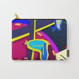 Salvador Dali x Dik Low (The Persistence of Memory) Carry-All Pouch