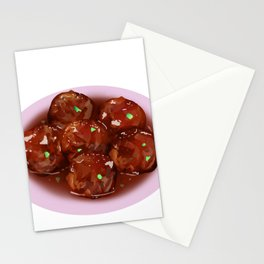 meatballs Stationery Cards