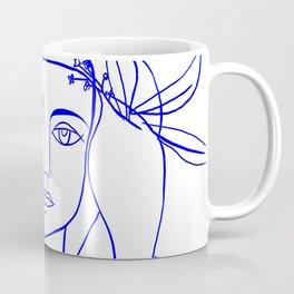 Picasso's Muse Coffee Mug